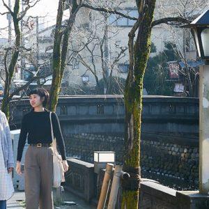 Hanako Lab Taipei成員實地走訪 凝集了各種日本樂趣的老街,城崎溫泉之旅。流行篇。