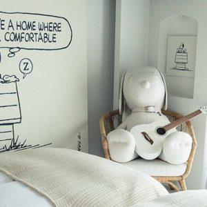 「Snoopy粉絲聖地」神戶的飯店〈PEANUTS HOTEL〉為何有讓人一住再住的魅力?——Hanako Taiwan