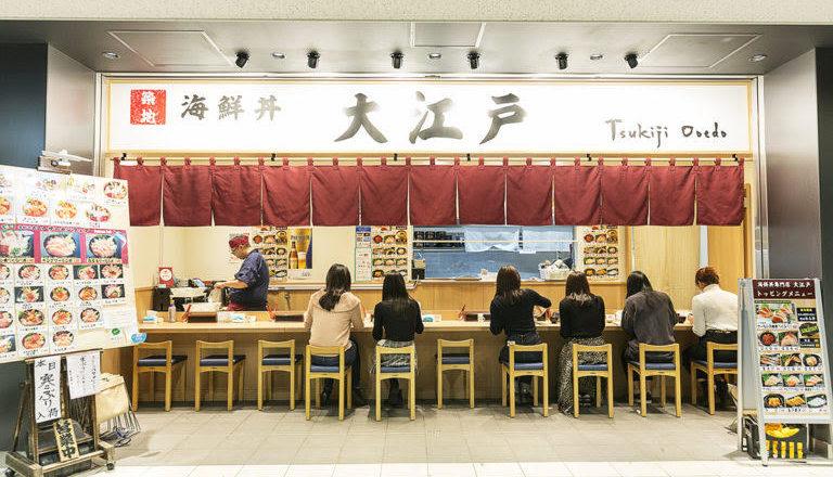 壽司、咖啡廳到皇室認證的專門店家,揭曉豐洲市場的四大重點行程!
