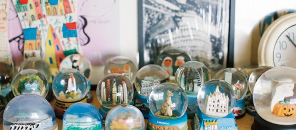 深愛可愛物件、美味咖啡,還有喫茶店的安西水丸。