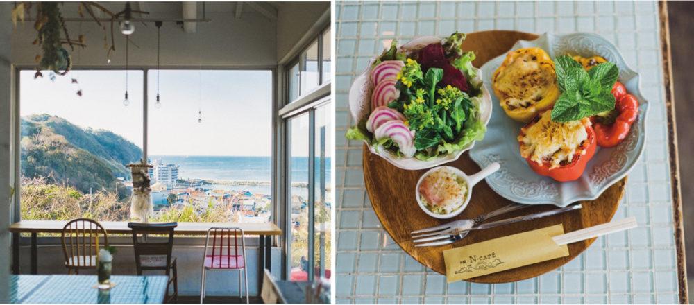 【逗子】造訪由別墅改建而成的私人咖啡館〈N邸 N-CAFÉ〉。宛如隱密的度假區——Hanako Taiwan