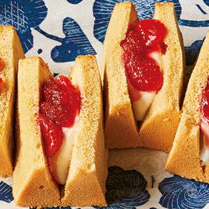 甜點與器皿的美好結合!由料理名家中島志保與大家分享私藏器物與甜點的搭配法。