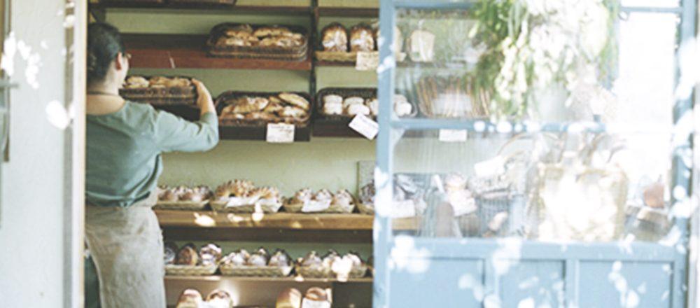 離開家具業界,搖身一變成為麵包師傅。外縣市的客人也絡繹不絕來〈Boulangerie Yamashita〉朝聖。