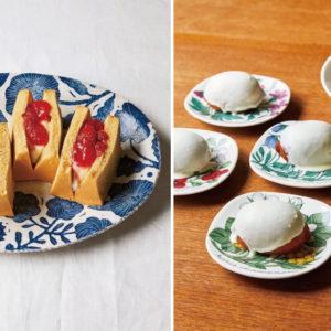 甜點與器皿的美好結合!由料理名家中島志保的私藏器皿與甜點搭配法-Hanako Taiwan