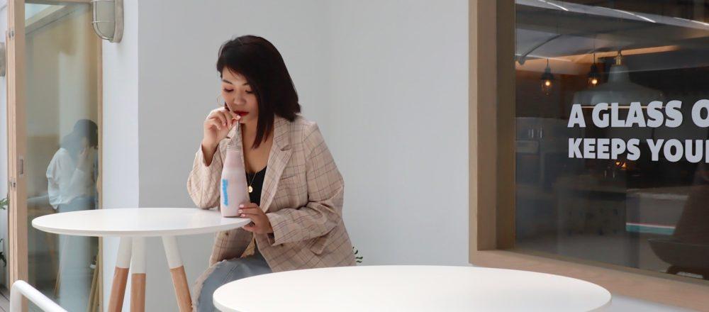【台北】可愛貓店長坐鎮!新型態複合式咖啡館〈Milk Bar by Bka〉在味覺與視覺上都令人大滿足!