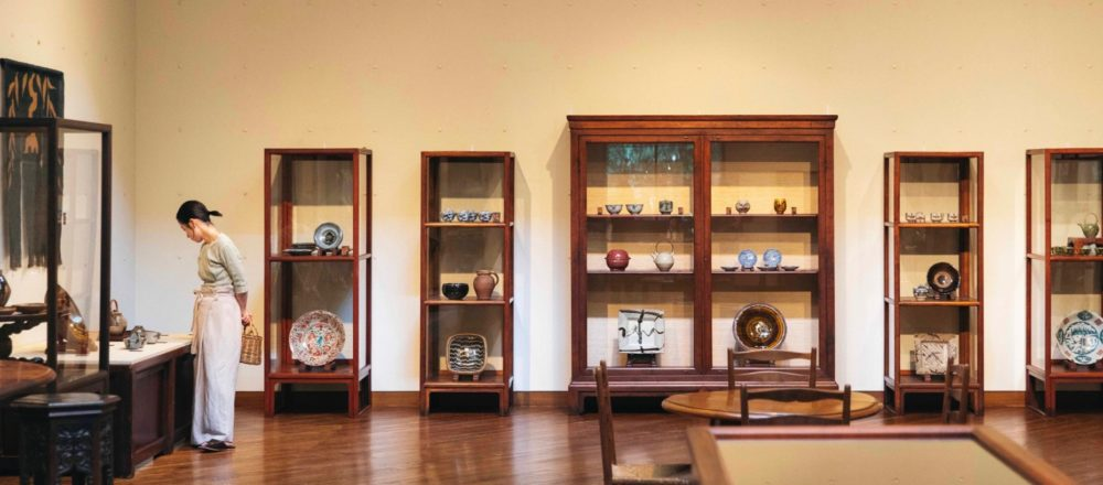 充滿生活靈感的食器展,〈日本民藝館〉重現柳宗悅的餐桌!
