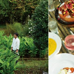 日本首座植物白蘭地蒸餾廠!造訪主人山本祐布子的餐桌,環繞於香草氣味之中令人放鬆——Hanako Taiwan