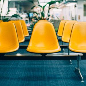 【鹿兒島】設計迷都該走一趟鹿兒島機場?竟然有一整排壯觀的Eames座椅!