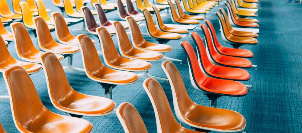 設計迷都該走一趟鹿兒島機場?竟然有一整排壯觀的Eames座椅