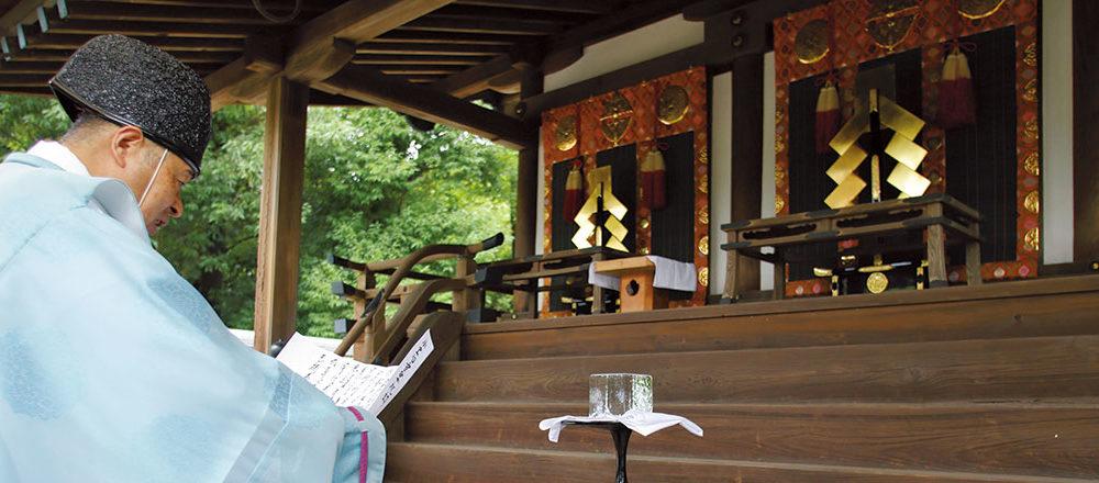 避暑清涼聖地!造訪「冰鄉」奈良,冰室神社更創立刨冰節—冰室白雪祭。