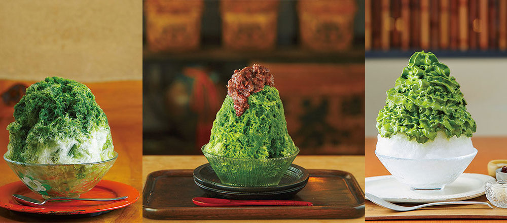 【京都】造訪茶鄉京都,一定要嚐嚐風味獨樹一格的抹茶刨冰-Hanako Taiwan