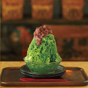 【京都】造訪茶鄉京都,一定要嚐嚐風味獨樹一格的抹茶刨冰。