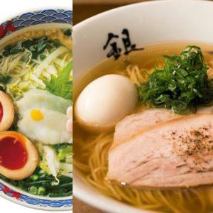 【東京】女性關注的「時尚拉麵」寶庫──銀座。精選四間賣相極佳的美味拉麵店。
