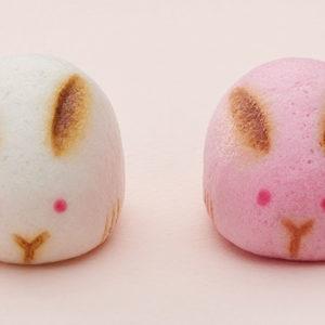 京都和菓子始祖〈虎屋〉的悠長歷史及可愛的「兔子饅頭」