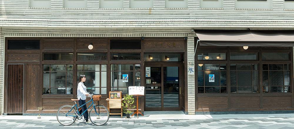 【京都】從日式甜點店到咖啡廳,梅園第三代打造的京菓子新世界。