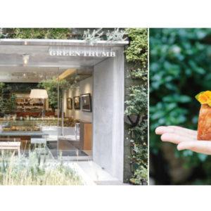 麵包店!卻在澀谷正中央的〈GREEN THUMB〉種出一片小麥田——Hanako Taiwan