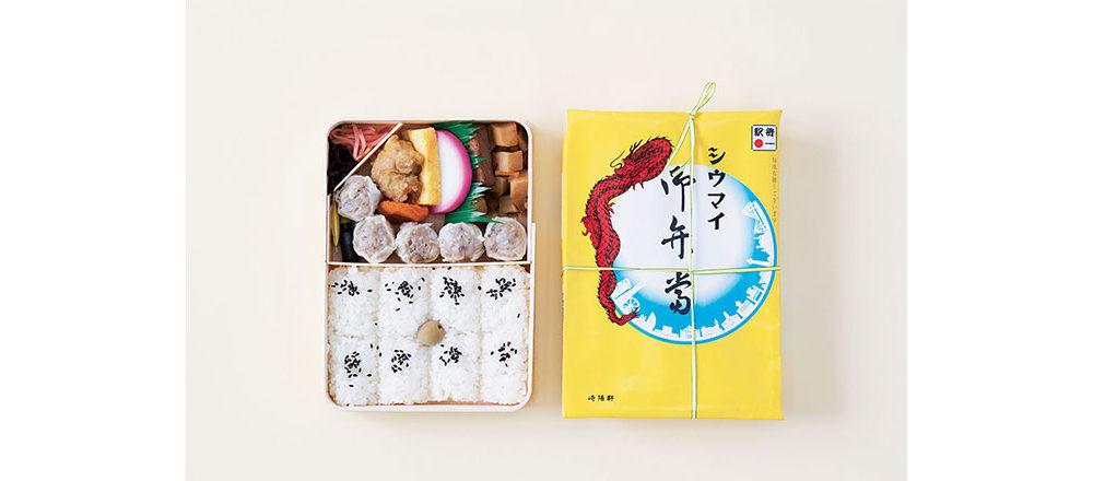 【神奈川】神奈川居民心目中的故鄉味──崎陽軒的「燒賣便當」。
