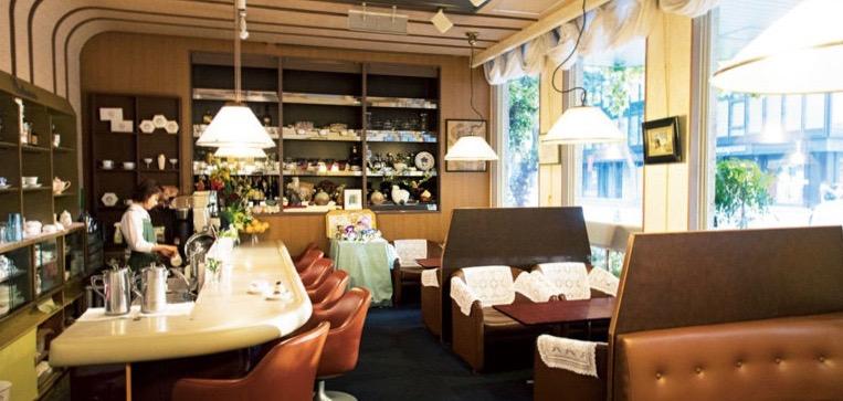 【神奈川】到了橫濱就要去懷舊咖啡館感受時光倒流。