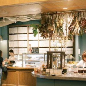 【東京】芳香的茶飲加上現烤麵包。宛如布魯克林區的旅館。