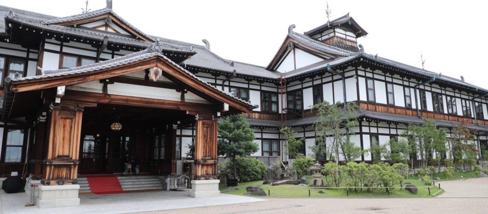 【奈良】與台灣總統府設計師出同門,日本皇室也喜愛的百年待客精神,在〈奈良飯店〉當一名紳士.淑女。