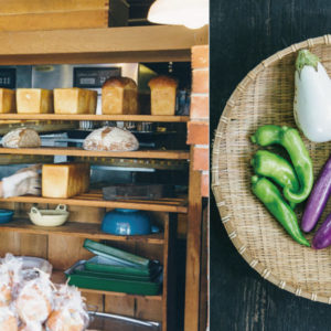 傳奇名店〈Kaiju屋〉農家庭院麵包店,使用新鮮蔬菜做三明治——Hanako Taiwan