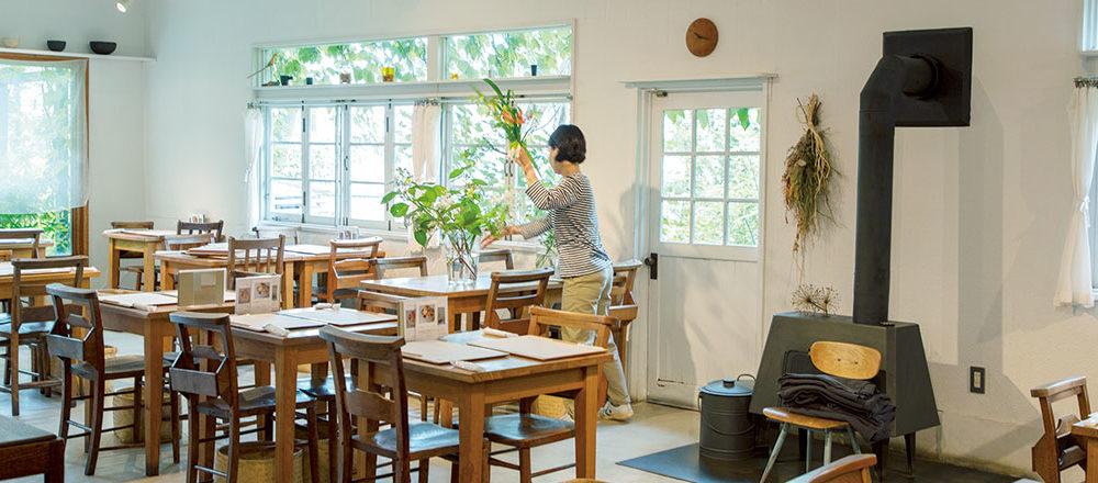 開創生活選品店經營風格的「胡桃之木」,以及其他奈良個性小店