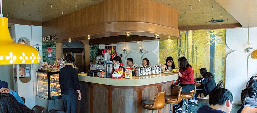 【台灣】咦!這是哪裡?在台南忽然出現了日本咖啡館!?