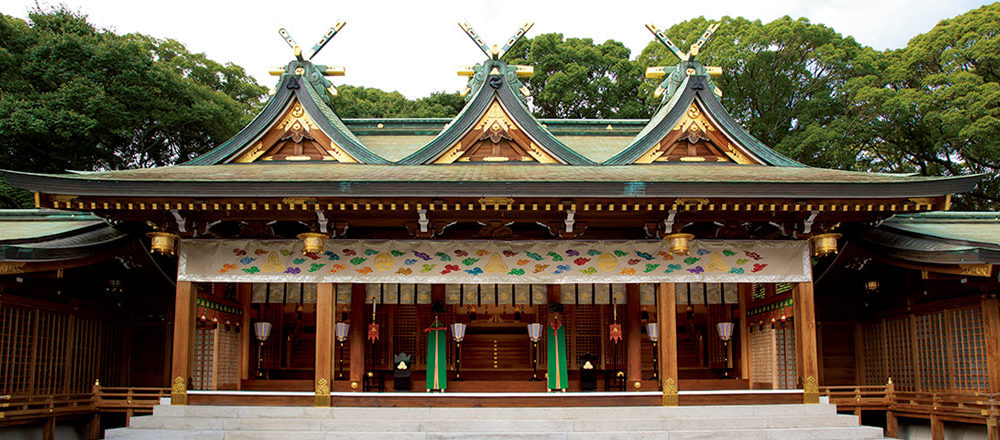 有求有保佑,心誠則靈~戀愛運.事業運.消災解厄~祈福首選日本七大神社。