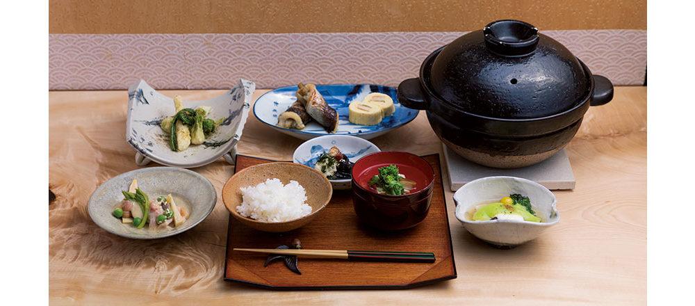 【京都】價格實惠又講究的京都料理,就是早餐啦——Hanako Taiwan