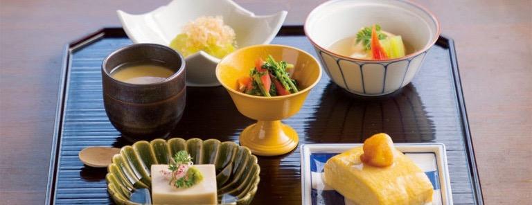 【京都】價格實惠又講究的京都料理,就是早餐啦。