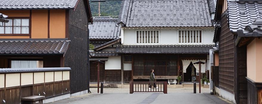 【兵庫】城崎、豐岡、出石。來一趟名建築與溫泉之旅。