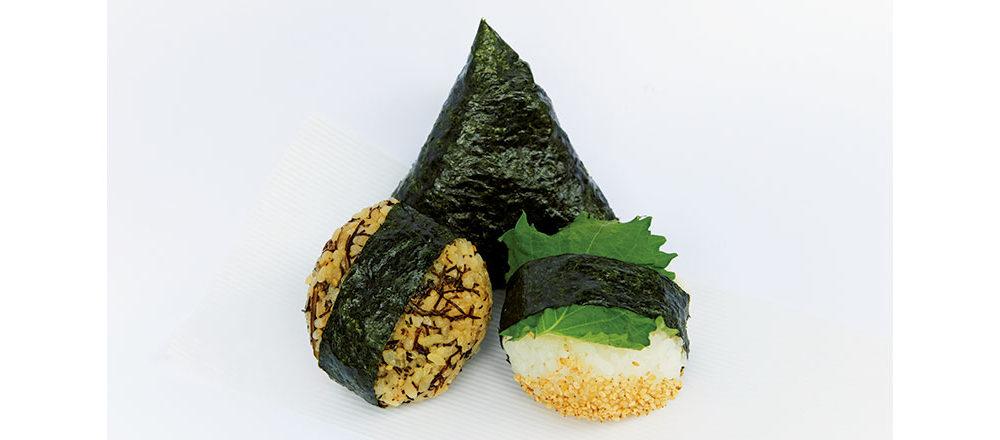 【東京】醃梅乾、鹹鮭魚、昆布等各式各樣。日本的包餡飯糰悄悄熱賣。
