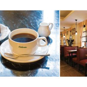台南市區裡橫空出世的日本咖啡廳,與有著濃厚俄羅斯風格的經典老咖啡館!