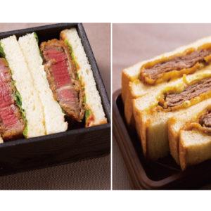 京都肉鋪「炸牛排三明治」美味得沒話說