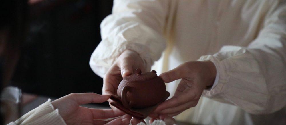 【台灣】為了讓「茶」進入眾人的生活之中,她花了兩年的時間上山習茶——台灣茶沙龍「琥泊」