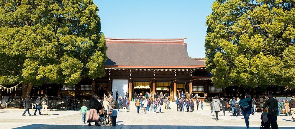 【東京】新年參拜就到東京首屈一指的能量景點!走入明治神宮的前世今生
