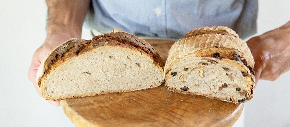 【群馬】麵包中吃得出鄉村景緻的手工柴窯麵包店——bien cuit