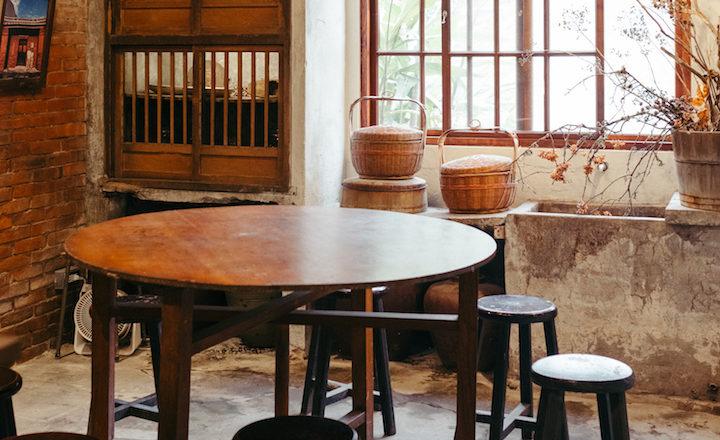 三合院裡的外婆好滋味:走進「雙口呂」的古早味廚房,一窺代代相傳的米食記憶