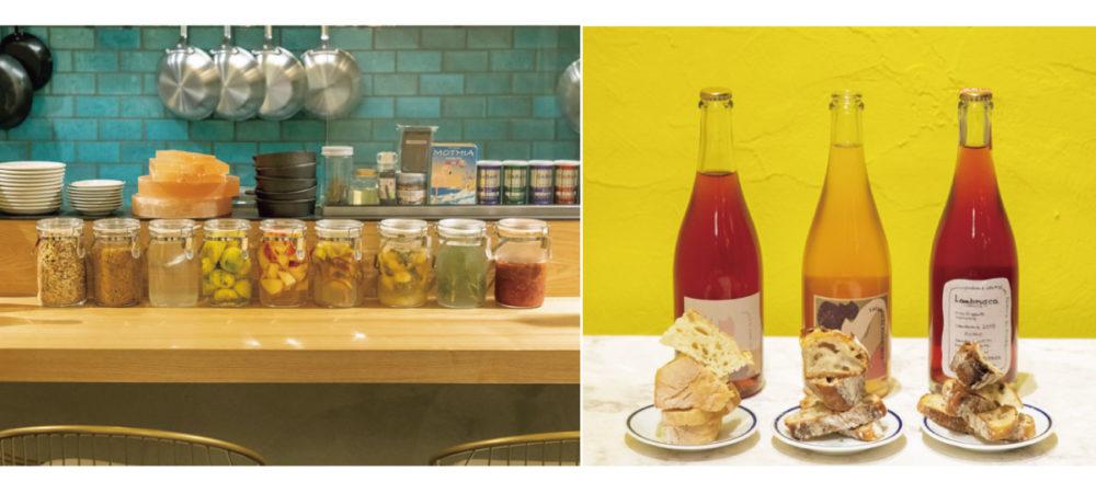 最近,喝自然酒流行的下酒菜是「麵包」!餐酒搭配的新境界:麵包佐酒——Hanako Taiwan