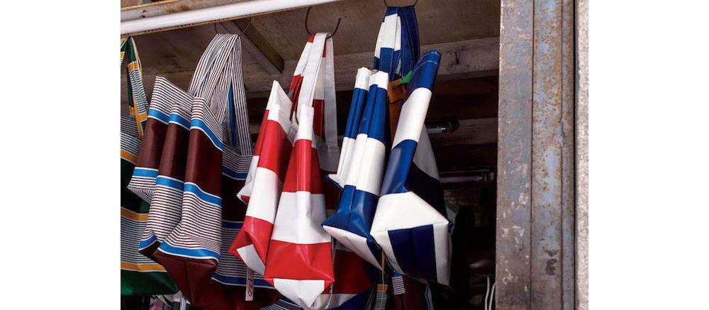 跟著日本攝影師探索台灣民藝之美:這家帆布行手工製作的托特包,宛如隱藏版的台東「FREITAG」