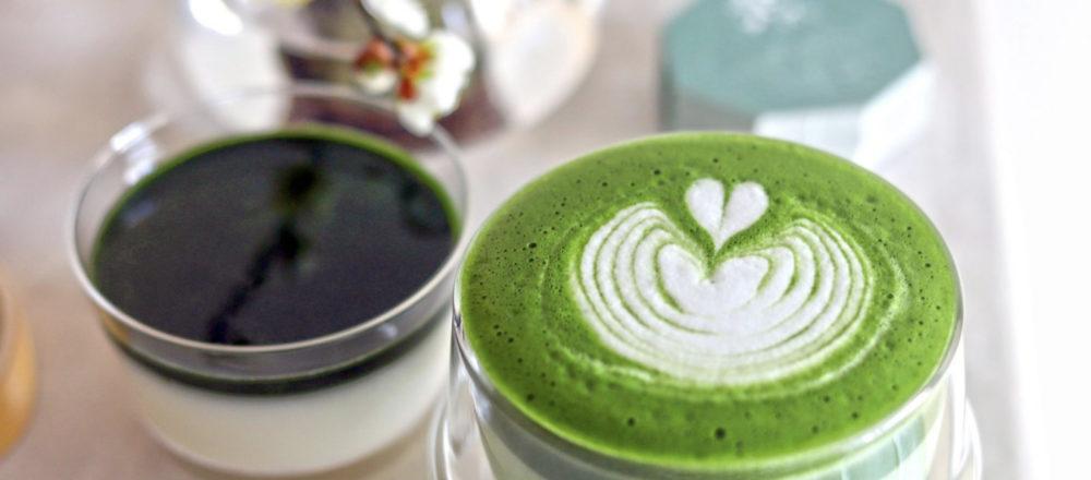 現點現沏的抹茶飲品!顛覆眾人對於「抹茶」苦澀印象的京都抹茶店——八十八良葉舍