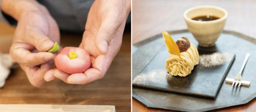 【東京】走進老字號和菓子店「銀座風月堂」:在摩登茶室之中,享用現點現做的蒙布朗-Hanako Taiwan
