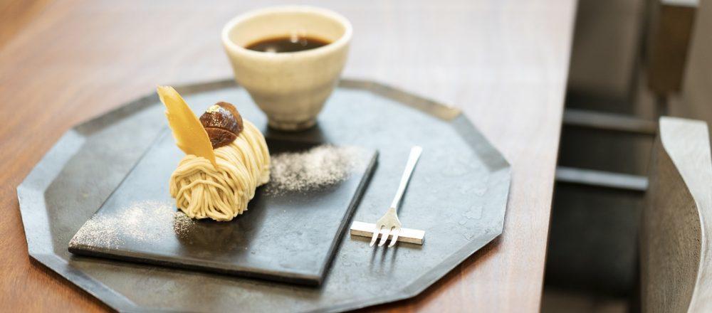 【東京】走進老字號和菓子店「銀座風月堂」:在摩登茶室之中,享用現點現做的蒙布朗