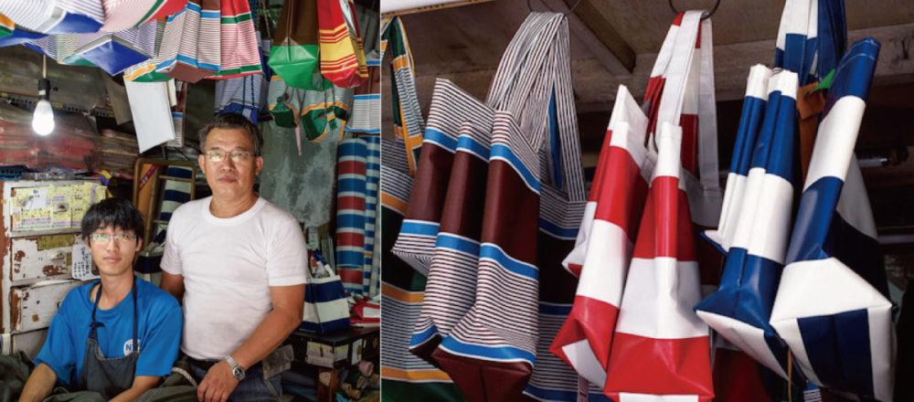 跟著日本攝影師探索台灣民藝之美:這家帆布行手工製作的托特包,宛如隱藏版的台東「FREITAG」——Hanako Taiwan