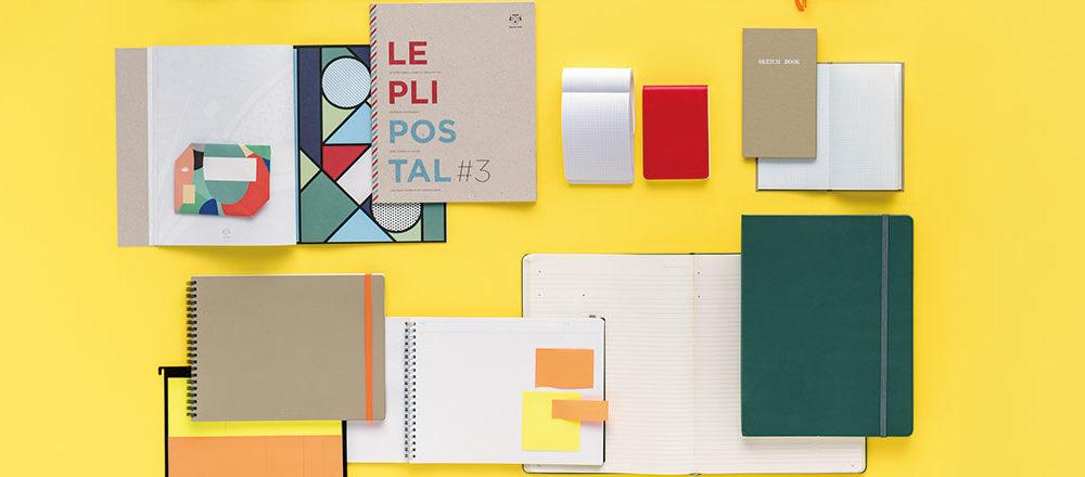 筆記本採購指南|依據用途做挑選,讓工作變得更有趣的「設計師筆記本」——Hanako Taiwan