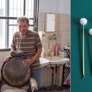 75歲老師傅親手打造,一日限量生產30個的鵝毛掏耳棒-Hanako Taiwan