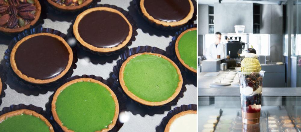 新型態甜點店已經悄悄在東京開始蔓延——Hanako Taiwan