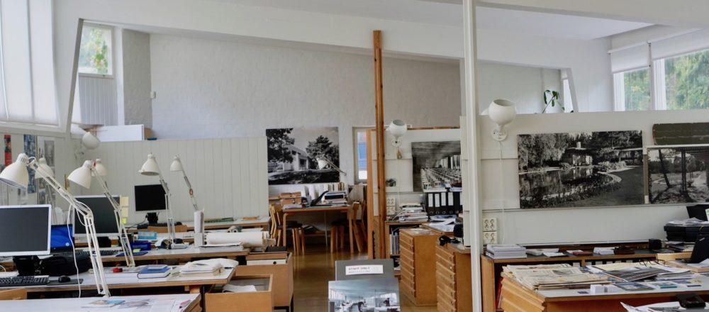 【芬蘭】走進隨處可見的細膩心思——實地造訪建築設計巨匠Alvar Aalto的工作室