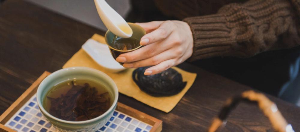 【東京】巷弄裡的台灣好滋味——有豆花、有芒果乾,宛如秘境般的正統台灣茶藝館「蓮月庭」