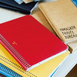 文具愛好者的私房好物|想到什麼就可以馬上寫下來,「Postalco」的線圈筆記本